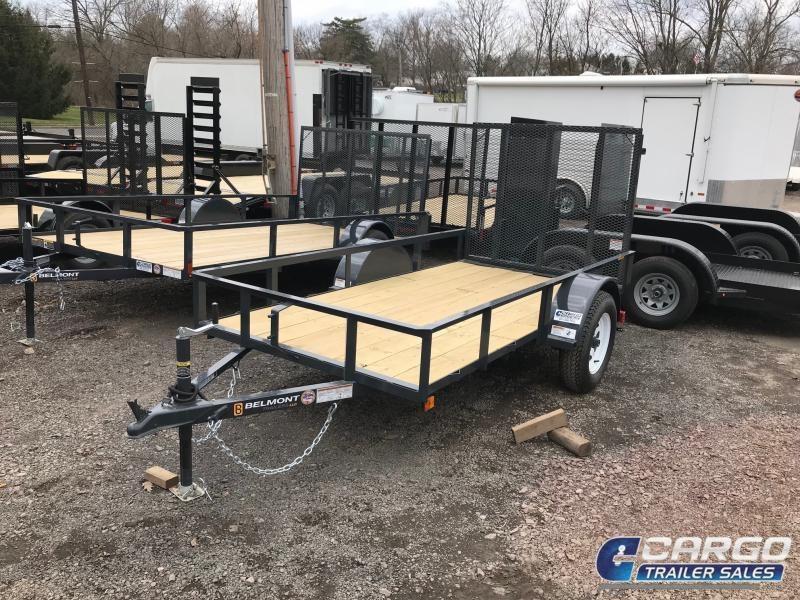 2019 Belmont Machine UT510R Utility Trailer