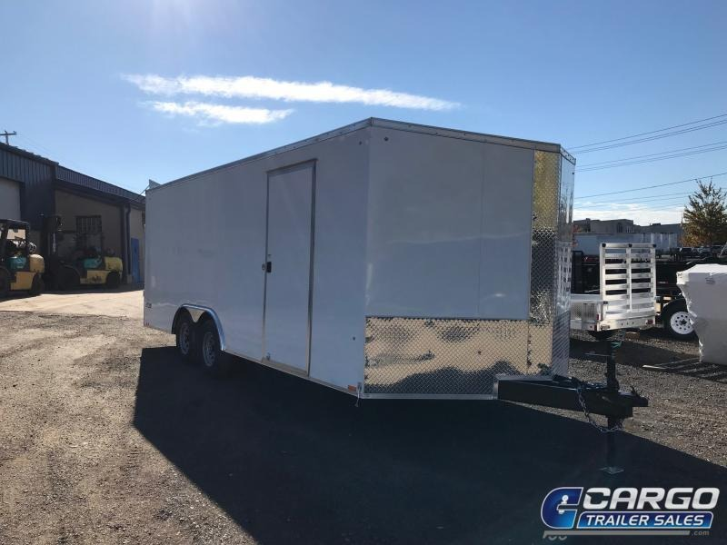 2020 Pace American JV 85x20 TE3 Enclosed Cargo Trailer