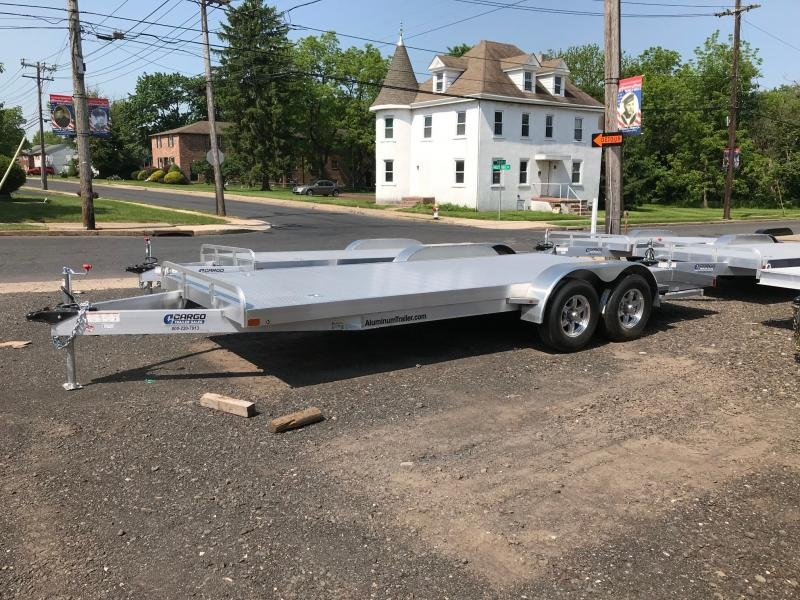 2019 Aluminum Trailer Company OCHAB8520+0-2S3.5K Car / Racing Trailer