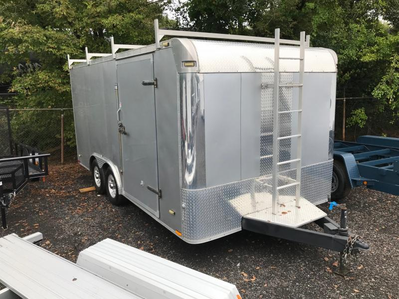 2018 Stealth 816 Enclosed Cargo Trailer