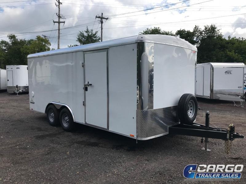 2019 Pace American CLS8520 Enclosed Cargo Trailer