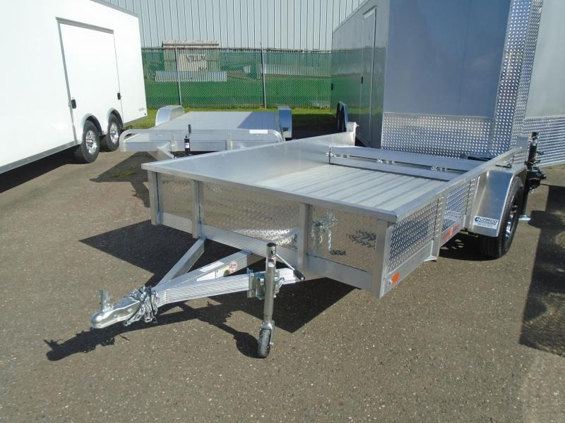2019 Sport Haven AUT610DS-F Utility Trailer