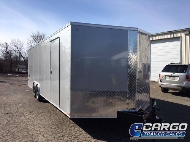 2019 Pace American JV 8524 TE3 Enclosed Cargo Trailer