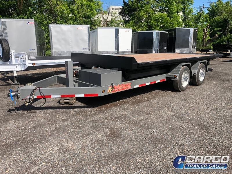 2018 B Wise HD Multi Tasker Equipment Trailer