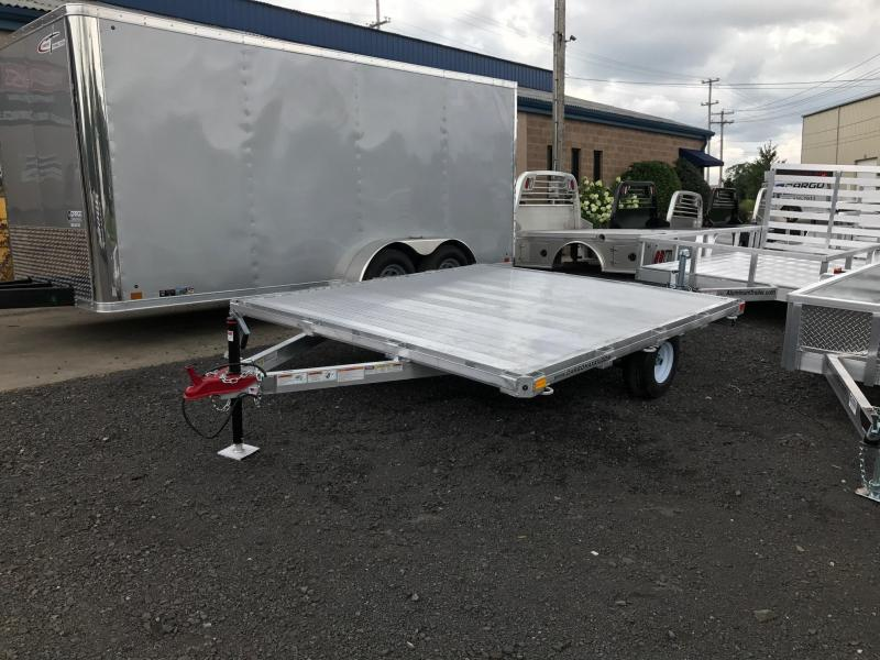2017 Other 8.5X9 D/O ATV Flatbed Trailer