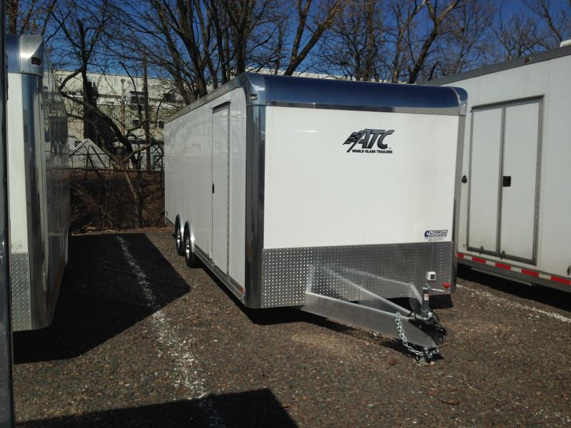 2018 Belmont QSTAB8524+0-2T5.2k Enclosed Cargo Trailer