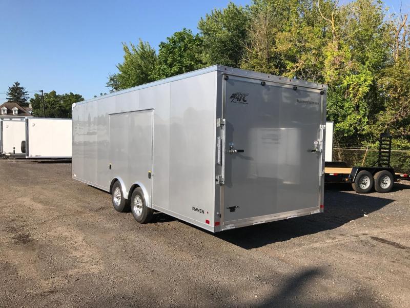 2018 Aluminum Trailer Company RAVAB8524+0-2T5.2K Enclosed Cargo Trailer