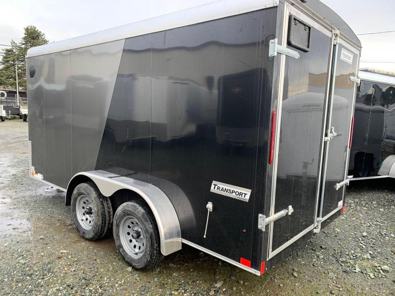 2020 Haulmark 7X14 TRANSPORT TANDEM Enclosed Cargo Trailer