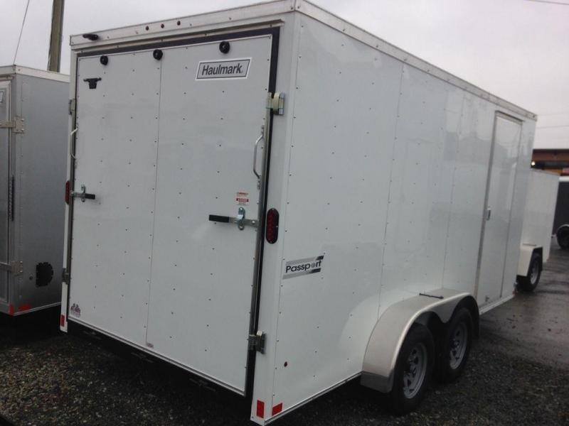 2019 Haulmark Passport PPT7X16DT2 Enclosed Cargo Trailer
