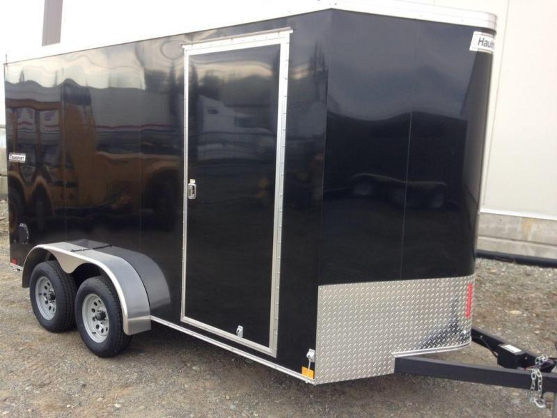 2019 Haulmark TSV7X14WT2 Enclosed Cargo Trailer