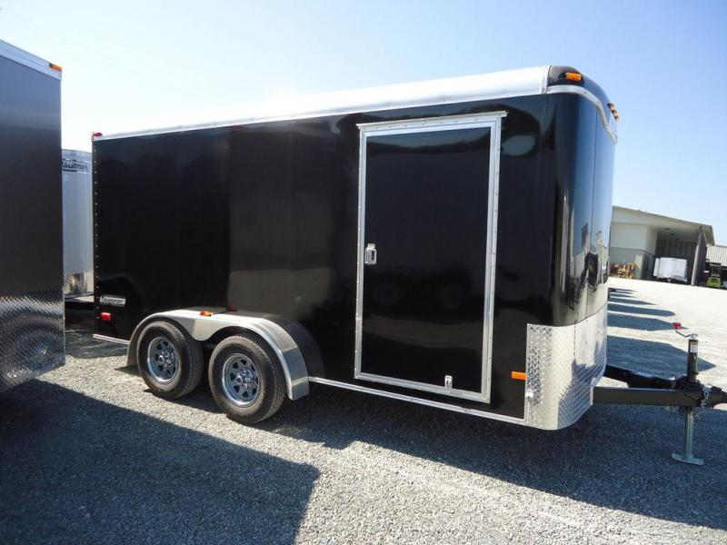 2019 Haulmark Transport 7' Wide TST7X16WT2 Enclosed Cargo Trailer