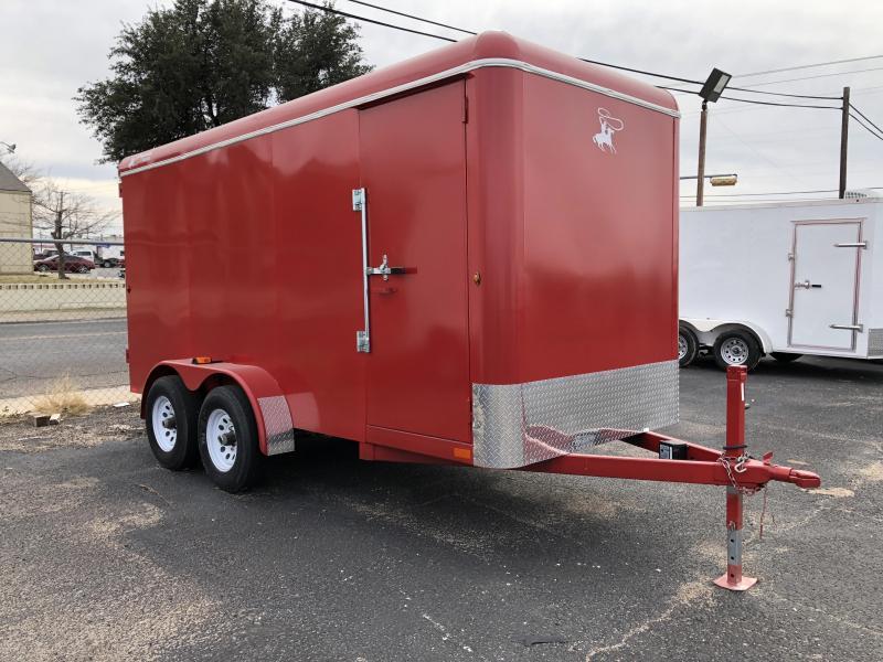 Cheyenne 6 x 14 5.2 K Enclosed Trailer