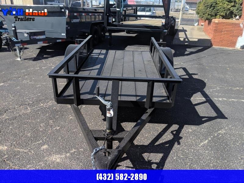 C&M 5 X 8 Single Utility Trailer