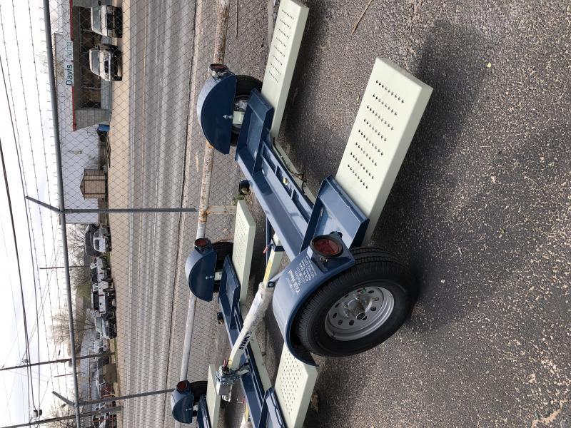 Stehl Tow Car Dolly w/ Serge Brake