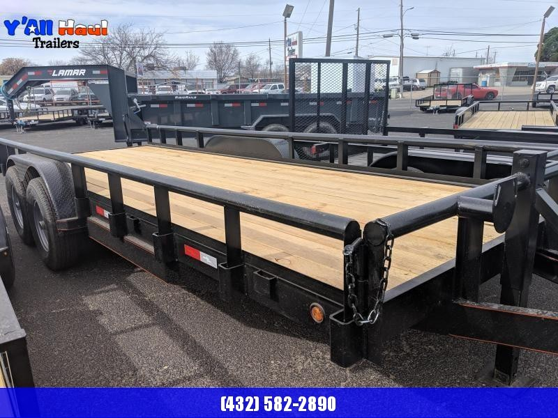 2019 Salvation Trailers 16x78 Utility Trailer