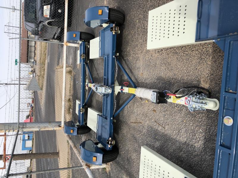 Stehl Tow Car Dolly w/ Electric Brake
