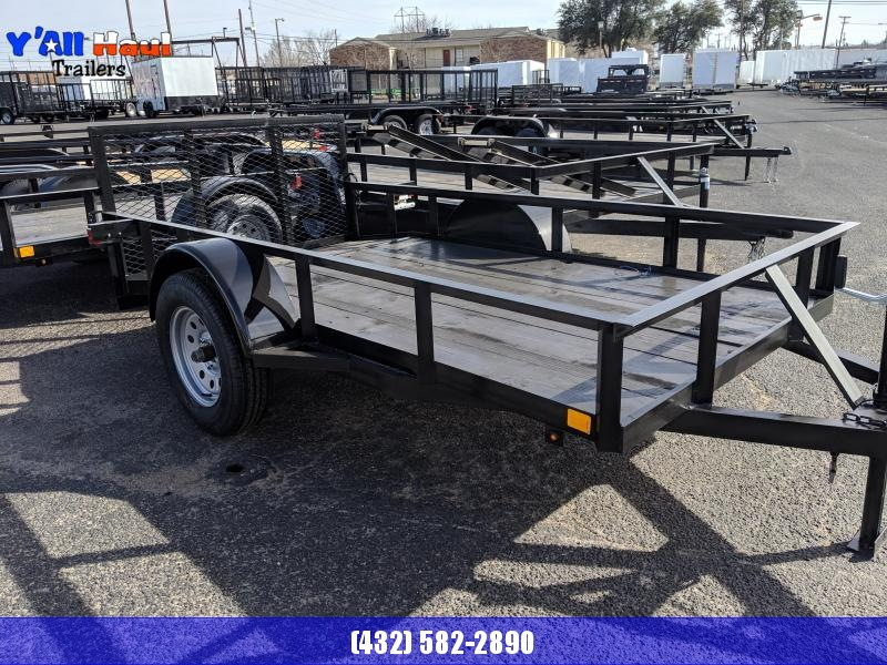 C&M 5 x 10 Single Utility Trailer Dovetail  Gate