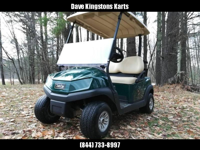 2018 Club Car Tempo-GAS Golf Cart-NEARLY NEW/FACTORY WARRANTY