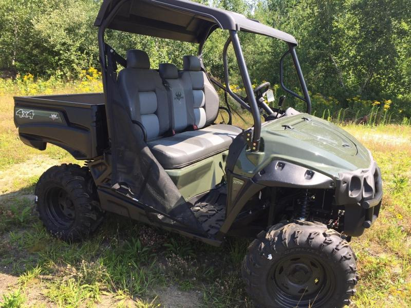 INTIMIDATOR CLASSIC 750 4X4 SIDE BY SIDE MADE IN USA