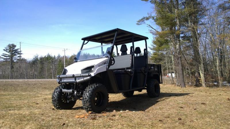 2018 American Land Master CREW4X EFI 4WD 6 pass CREW CAB