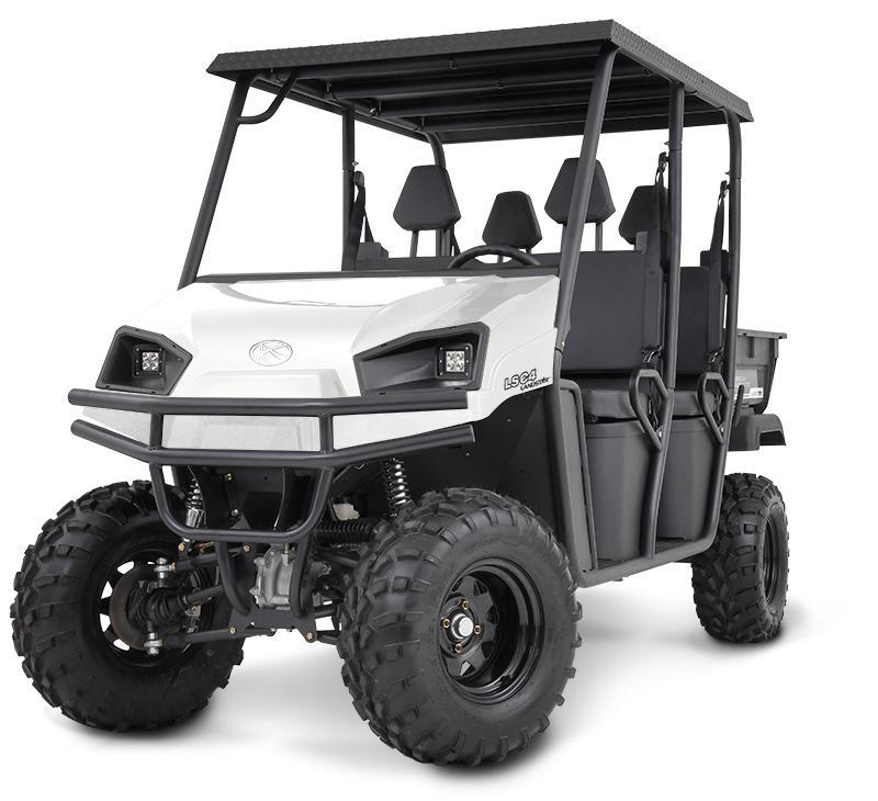 2018 American Land Master LandStar LSC4 GAS POWERED CREW CAB/4WD UTV
