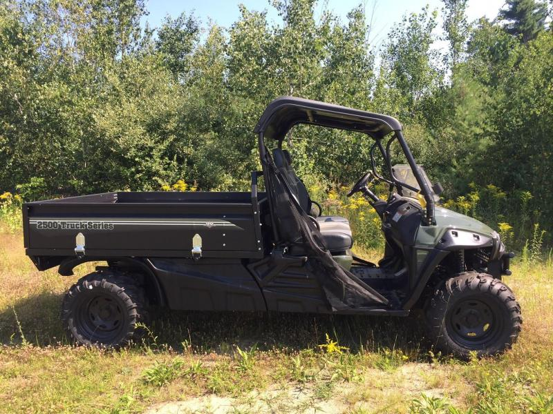 INTIMIDATOR 4x4 Truck Kolher 1000 DIESEL Side by Side UTV