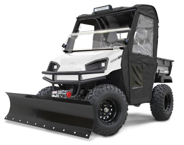 2018 American LandMaster LS677EFI 4WD UTV W/PLOW-ENCLOSURE AND MORE!