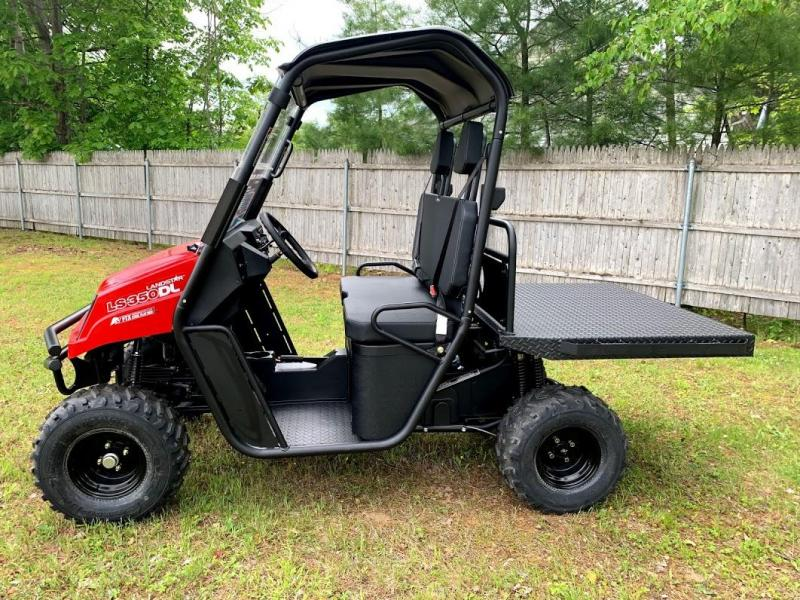 American Landmaster 350DL FTX GAS 2WD UTV w/Locking Differential
