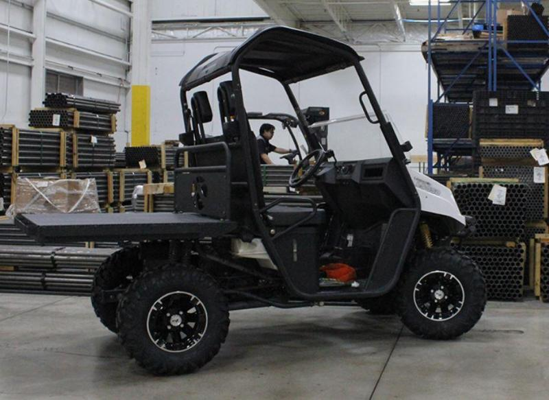 American Land Master 350DL FTX GAS 2WD UTV w/Locking Differential