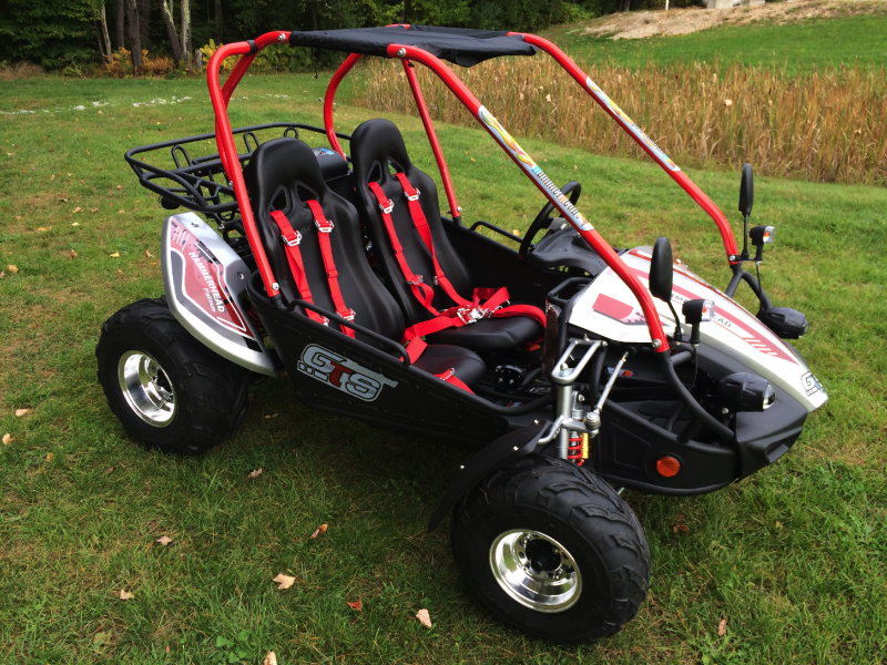 Save $500! NEW GTS 150 Platinum Go Kart  by Hammerhead Offroad-A Polaris Company