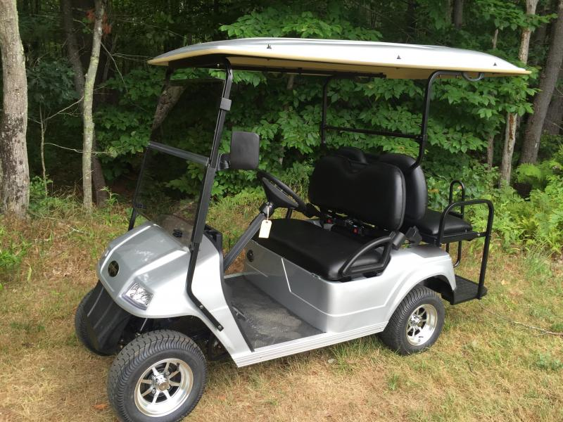 $145/MONTH 2017 Star Classic SILVER 4 Passenger Golf Cart