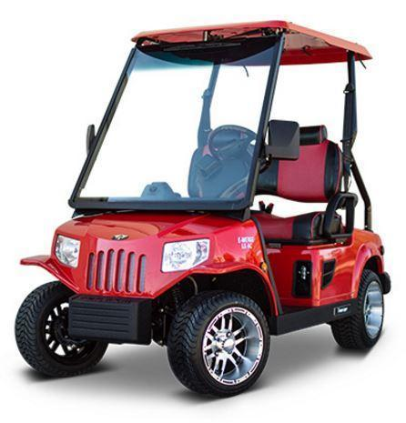 $177/m 2017 Tomberlin E-MERGE E2 LE Street Legal LSV Golf Cart