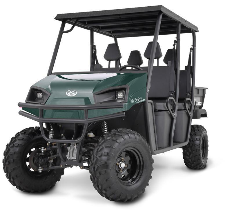 2018 American Land Master LandStar LSC4 GAS POWERED CREW CAB/2WD UTV