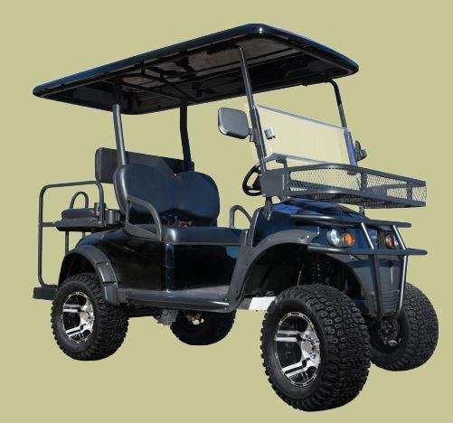 Star EV Diablo 2+2 4 passenger Off Road Golf Cart