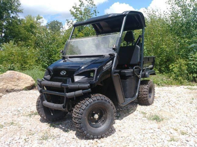 American Land Master 350DL GAS 2WD UTV w/Locking Differential