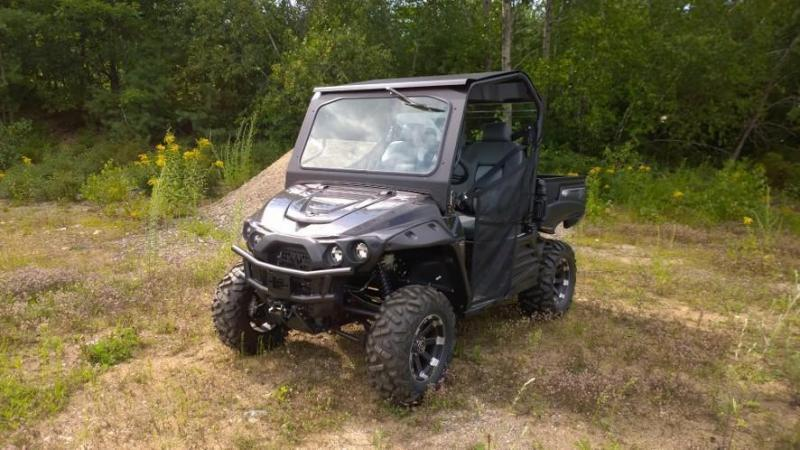 INTIMIDATOR UTV Classic Electric Utility Vehicle