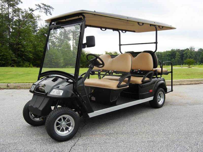 2017  Star Classic 4+2 (6 Passenger LIMO) Golf Cart