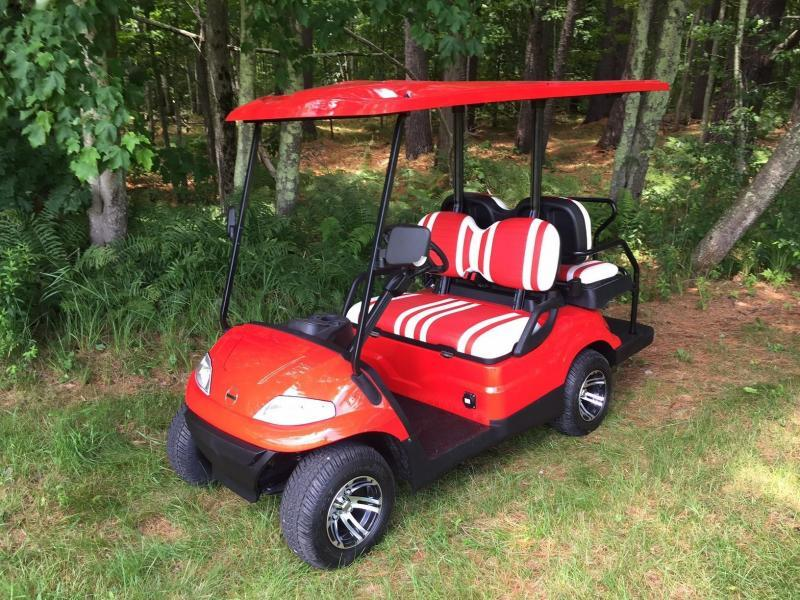 Advanced EV Quick Shuttle 4 pass Street Legal Golf Cart NEV LSV $7999