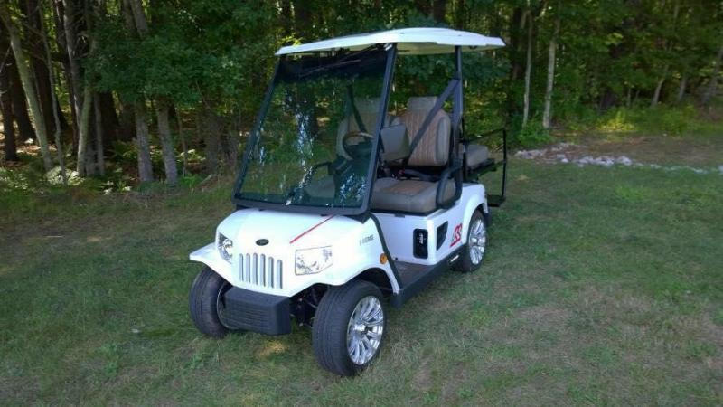 2017 Tomberlin E-MERGE SS Street Legal LSV  4 passenger electric vehicle