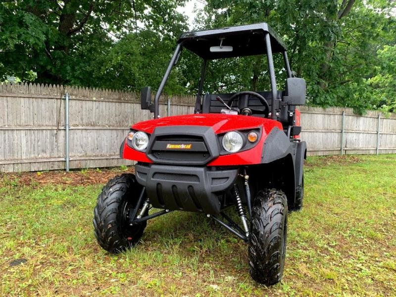 NEW 2019 Hammerhead Off-Road R-150 2WD Side by Side GAS UTV RED