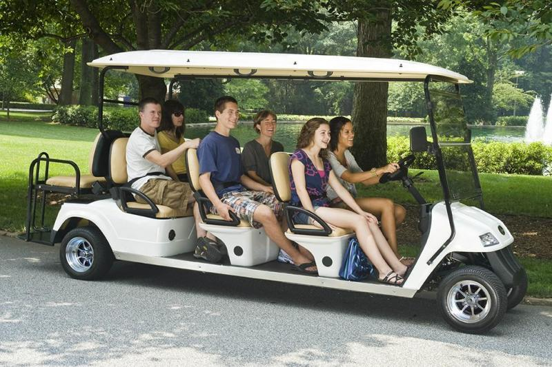 2017 Star Classic Classic 6+2 (8 Passenger LIMO) Golf Cart