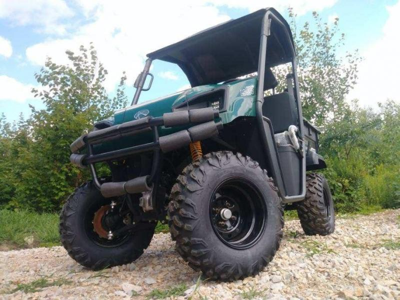 SUPER PRICE! LandMaster LS550 4WD UTV SIDE BY SIDE W/TOP 3YR WARRANTY