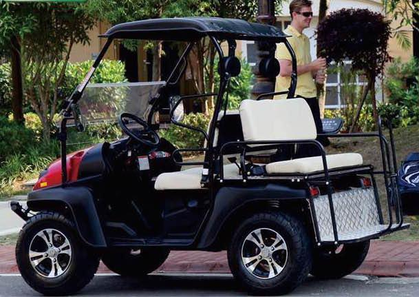 2016 HJS Big Horn 200GVX Golf Cart