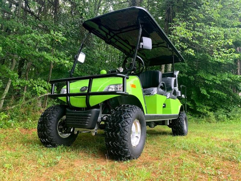 SAVE $2000 Street Legal Evolution Forester 6 pass LIMO NEON GREEN
