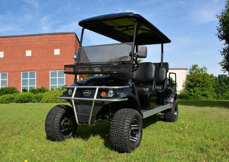 Star EV Diablo 6 passenger Off Road Golf Cart LIMO