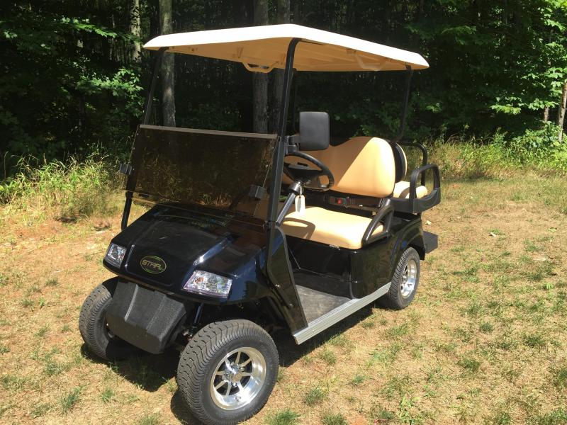 $135/month 2017 Star 4 Passenger Golf Cart  NICE 2 yr warranty