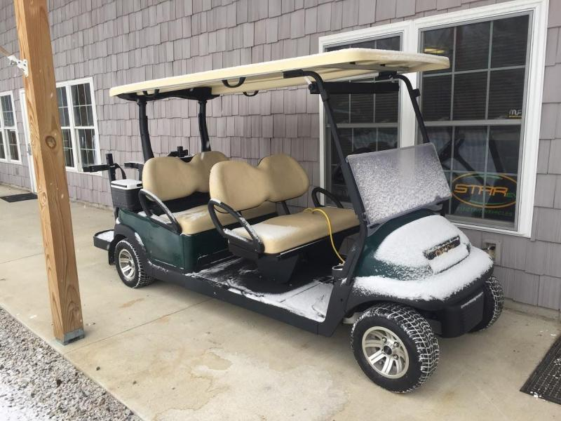 $4299 Special Offer LIMO Club Car Precedent 4 Pass LIMO ELEC Golf Cart