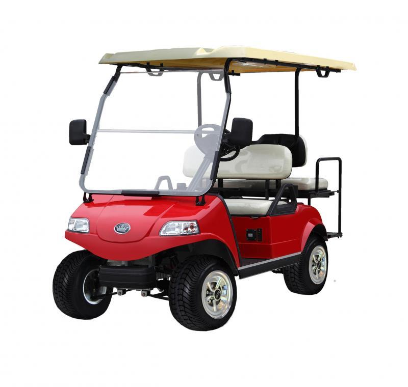 2017 Evolution Classic 4 pass golf cart  2yr warranty $5999
