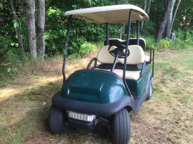 06 Club Car Precedent 4 Pass Elect Golf Cart w/WARRANTY