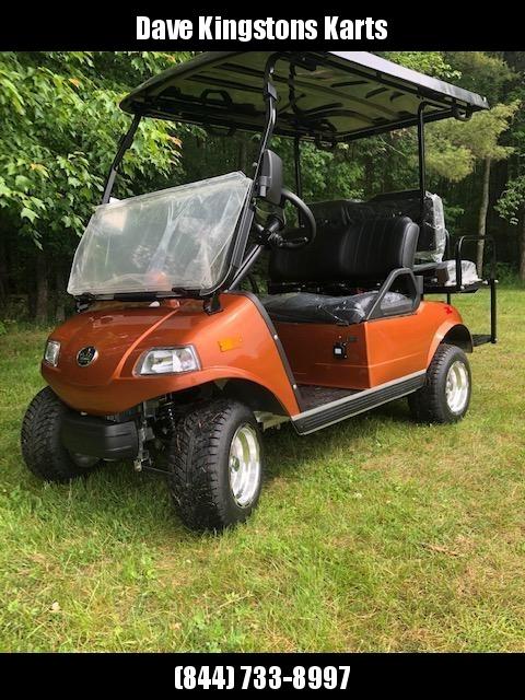 SAVE $1000 Evolution STREET LEGAL 4 pass 25MPH BRONZE GOLF CAR
